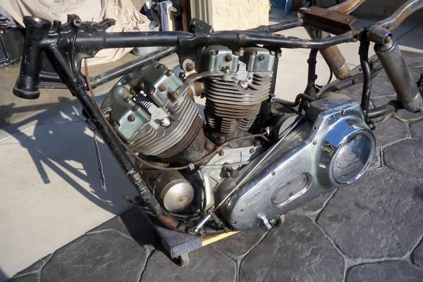 1967 Shovelhead  for Sale $7,000