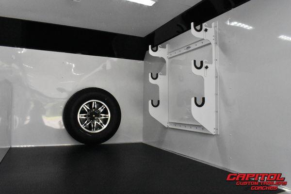 2021 UNITED SUPER HAULER 36' SPRINT CAR ECONOMY HAULER