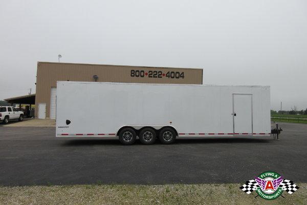 2021 Pace American 32 U0026 39  Cargo Sport Car Hauler  61896 For