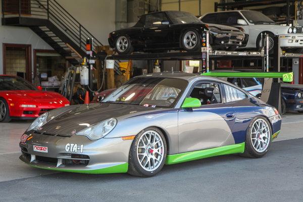 2004 Porsche (996.2) 911 GT3 Cup (Supercup)  for Sale $98,000