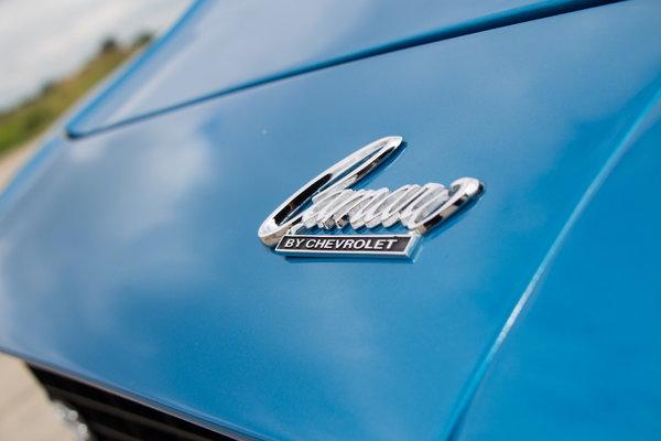 1969 Chevrolet Camaro SS Rally Sport  for Sale $59,000