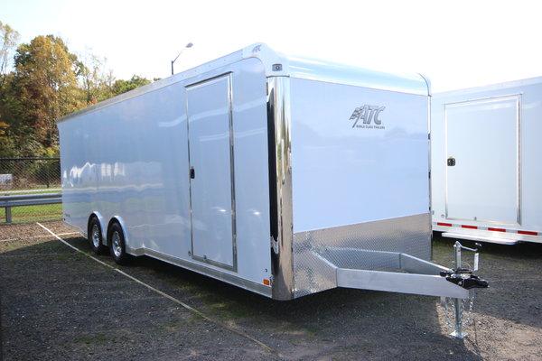 2021 ATC Raven 24' Aluminum Car Trailer
