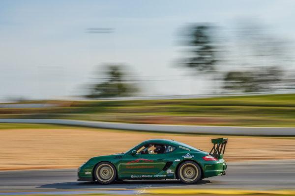 Porsche Cayman S Race Car  for Sale $67,500