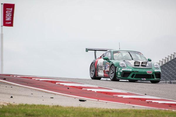 2018 Porsche 991.2 GT3 Cup Car