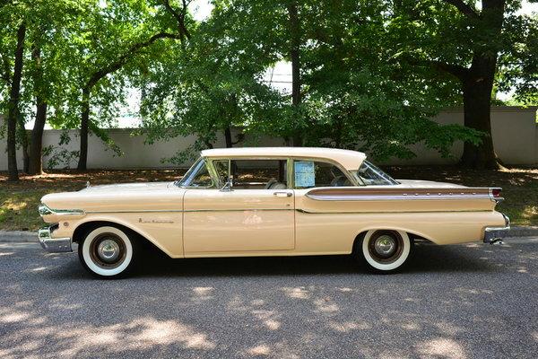 1957 Mercury Monterey  for Sale $75,000