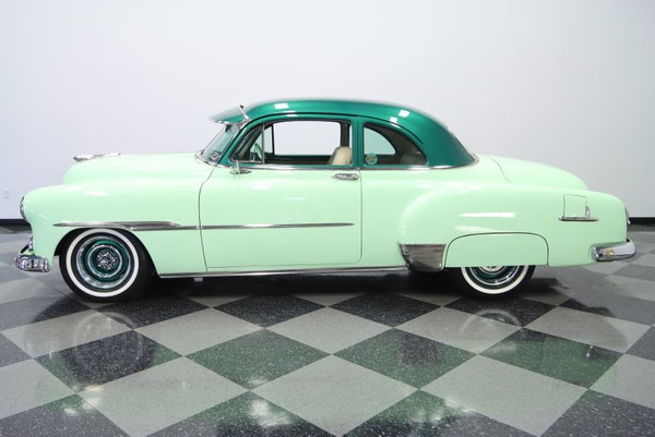 1951 Chevrolet Special Sport Coupe  for Sale $30,995