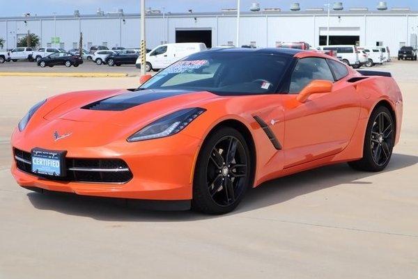 2019 Chevrolet Corvette  for Sale $61,598