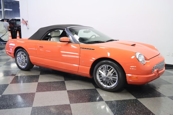 2003 Ford Thunderbird 007 Limited Edition  for Sale $35,995