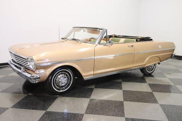 1963 Chevrolet Nova Chevy II Convertible  for Sale $28,995