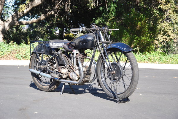 1930 Norton Rudge 499cc Ulster Racer  for Sale $21,000