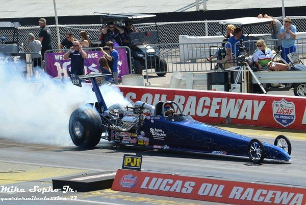 """2015 American Racecars 250"""" Top Dragster  for Sale $95,000"""
