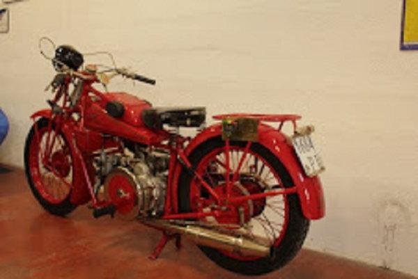 1930 Moto Guzzi sport 14 500cc  for Sale $10,500