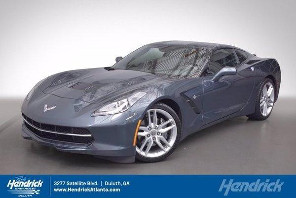 2019 Chevrolet Corvette  for Sale $57,998