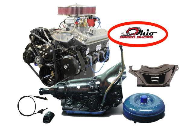 Chevy 350 365HP Deluxe Engine with 700R4  for Sale $8,300