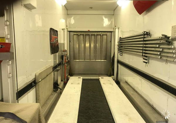 34' Pace Stacker Trailer  for Sale $39,000
