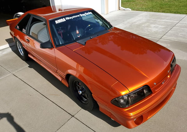 1990 Ford Mustang  for Sale $35,000