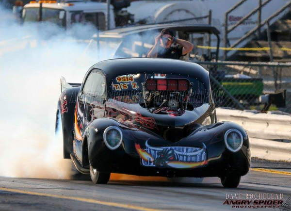 1941 Willys old On Sat Cannon pro Mod  for Sale $65,000