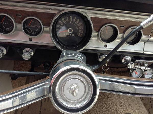 1965 MERCURY COMET  for Sale $23,500