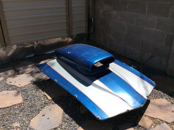 corvette c3 scoop  for Sale $250