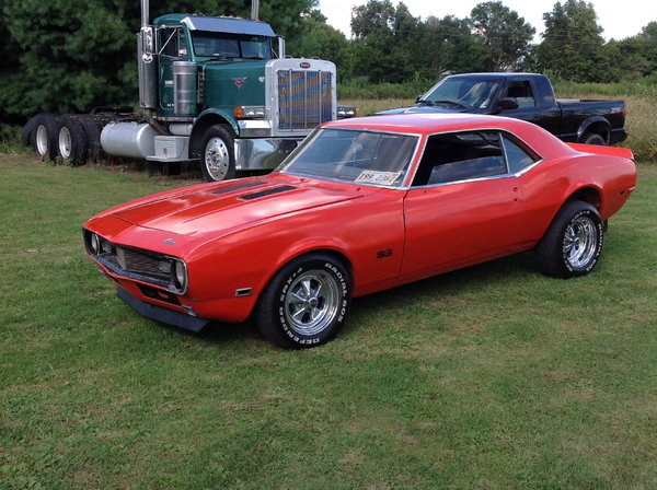 1968 chevrolet camaro for sale in latham il racingjunk classifieds. Black Bedroom Furniture Sets. Home Design Ideas