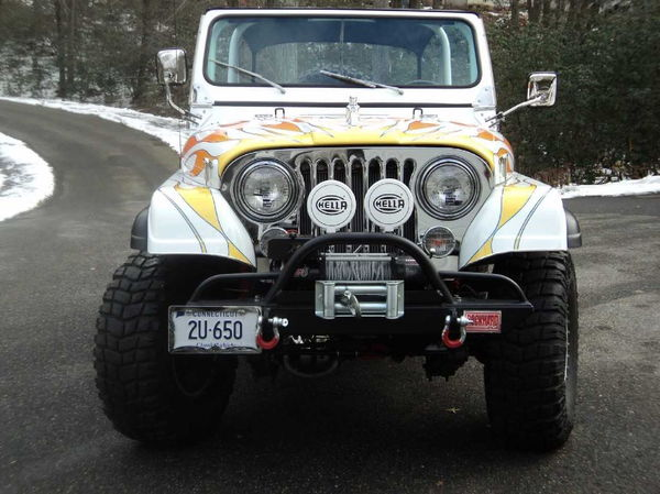 1979 JEEP CJ-5  for Sale $29,949