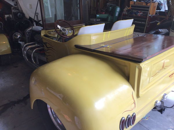 1923 FORD T BUCKET  for Sale $21,500