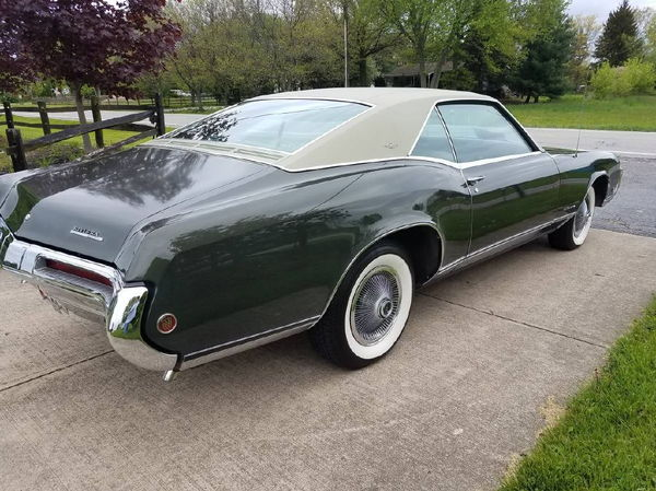 1968 BUICK RIVIERA  for Sale $28,500