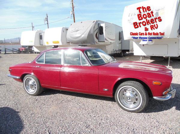 1972 Jaguar XJ6 For Sale $7,900