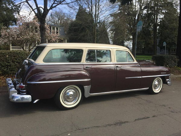 1953 CHRYSLER TOWN AND COUNTR  for Sale $38,549