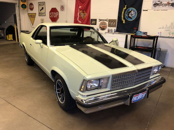 1979 Chevrolet El Camino For Sale In West Pittston Pa Collector