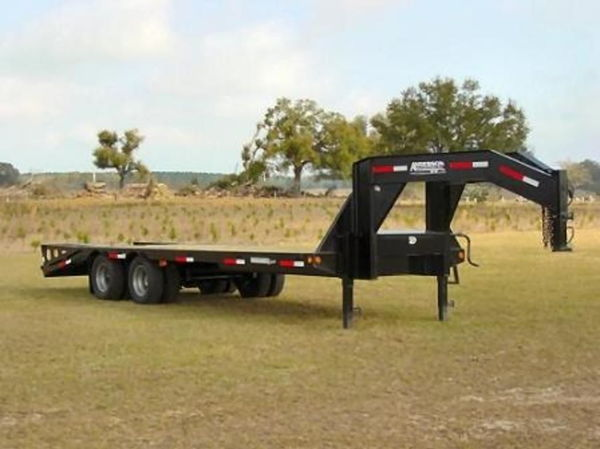 2020 Anderson Manufacturing, Inc. 10 Ton Gooseneck Workhorse