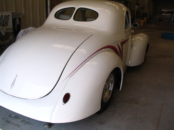 1941 Willys Coupe  for Sale $65,000