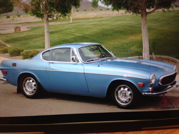 1972 Volvo 1800  for Sale $8,000