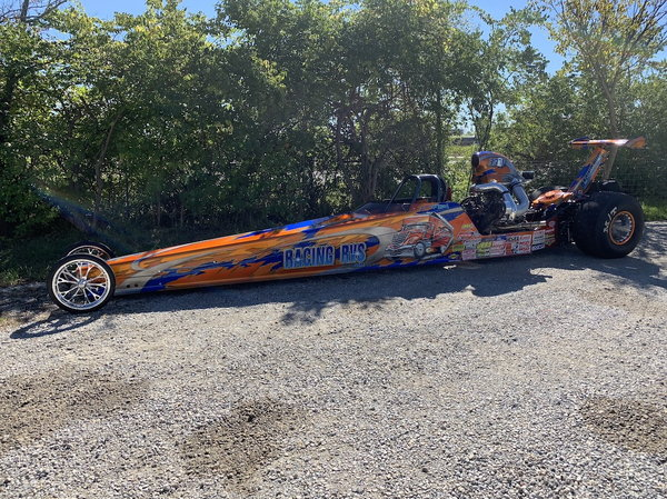 2016 Chrome Worx Dragster  for Sale $89,900