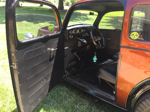 1949 Ford Anglia  for Sale $33,500