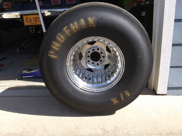 Centerline Convo Pro With Slicks