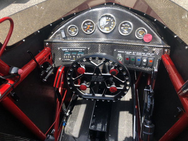 2017 Danny Nelson Racecraft house car   for Sale $88,000