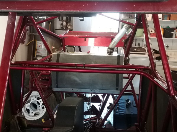 PSD motorsports custom long travel chassis