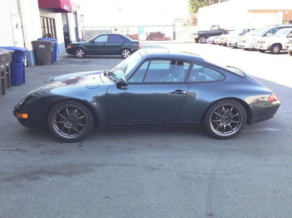 1995 Porsche 911  for Sale $50,000