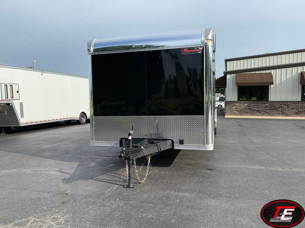 28' United Super Spread Axle Stage III Race Car Trailer  for Sale $19,995