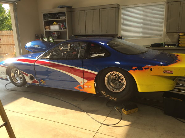 Jerry Haas X-Mountain Motor Pro Stock  for Sale $45,500