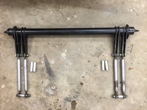Double anti roll bar  for Sale $250