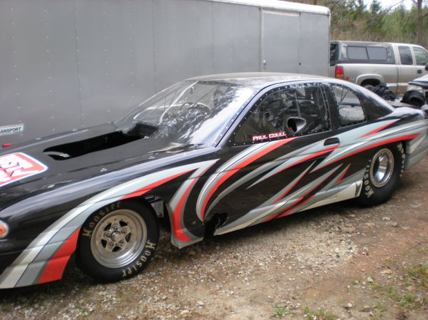 TOP SPORTSMAN 6.0 MONTE CARLO ROLLER- REDUCED PRICE