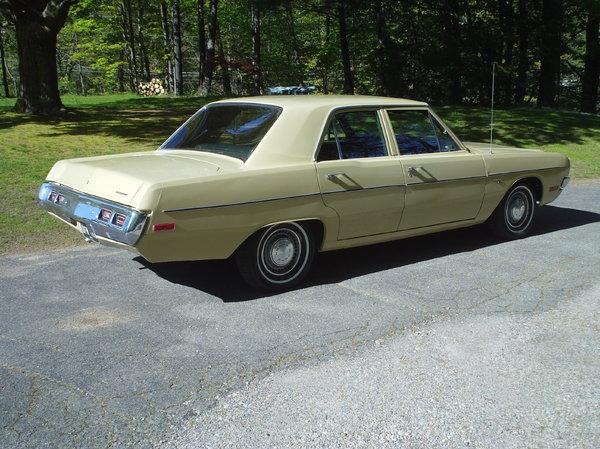 1972 Dodge Dart  for Sale $5,500