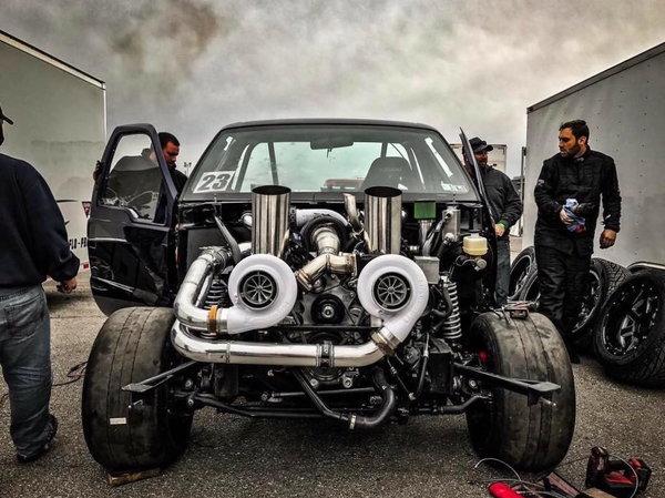2015 f250 diesel drag truck 8.50 cert UCC ready!