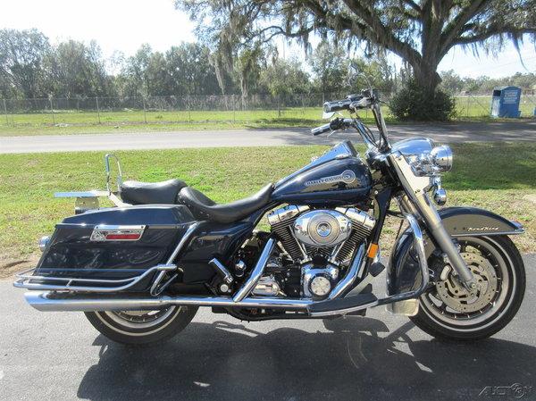 2006 Harley-Davidson Touring Road King  for Sale $6,500