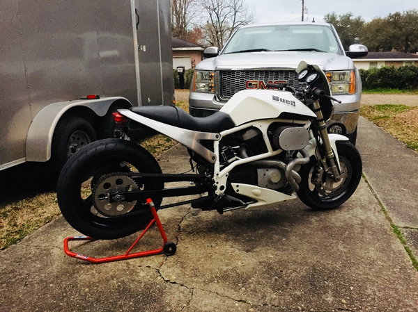 2002 Buell X1W  for Sale $3,400