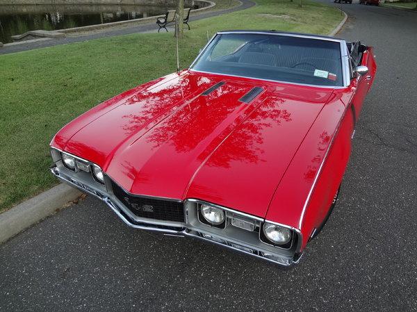 1968 Oldsmobile 442  for Sale $38,500