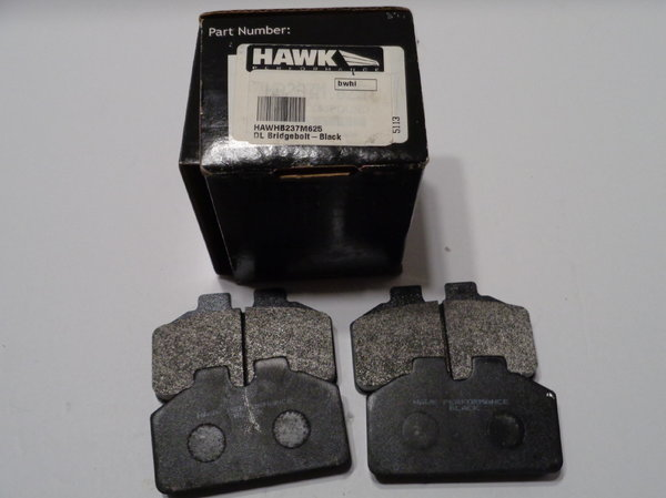 New Hawk Black Brake Pads for Dynalite Calipers  for Sale $50