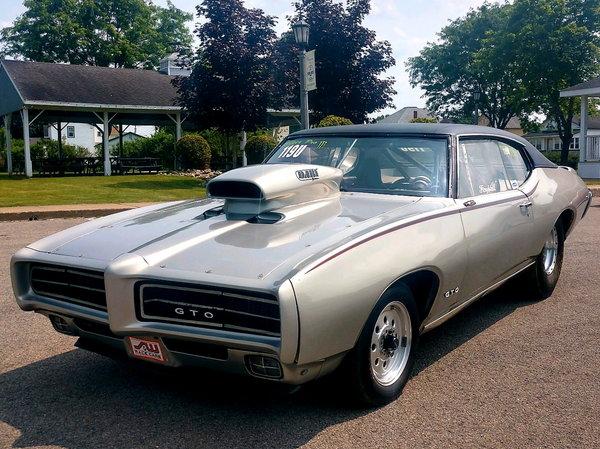 1969 Pontiac GTO for sale in Frankfort, NY, Price: $18,900